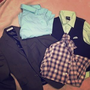 Other - Boys size 7 dress clothes